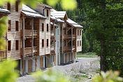 COURT-SEJOUR - ABRIES - Les Balcons du Viso