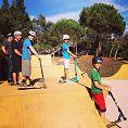 SEJOUR - Skate & Trott City Trip - Barcelone - 7 jours - 11/17 ans