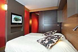 TRANSPORT + HOTEL-CLUB + FORFAIT - ARC 2000 - MMV Altitude