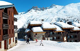 ACCOMMODATION + SKI PASS - MERIBEL MOTTARET - Le Hameau du Mottaret