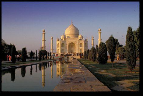 CIRCUIT INDE - VOL + PENSION COMPLÈTE - Beautés du Rajasthan