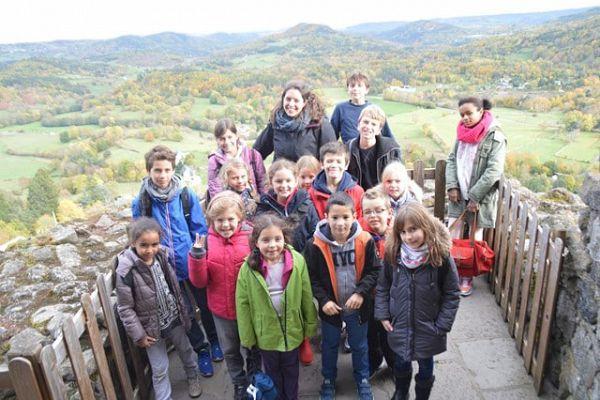SEJOUR ECOLE DES SORCIERS - 8 jours - Puy de Dôme - 6/13 ans