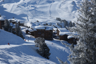 Appartements Belle Plagne