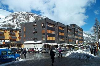 Appartements Rochebrune