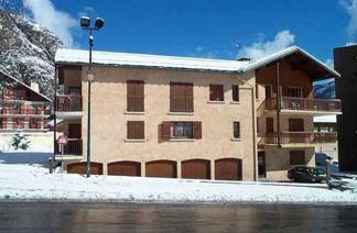 Appartements Le Chamois