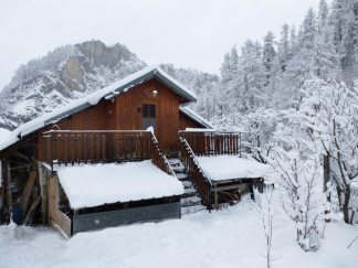 Appartements Chalet L'Edelweiss