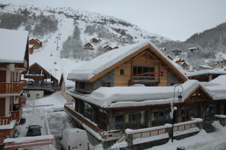 Appartements Le Perce Neige