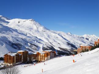 Appartements Ski Soleil