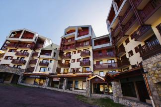 Appartements Hameaux du Borsat