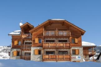 sejours ski Résidence Chalet Eterlou