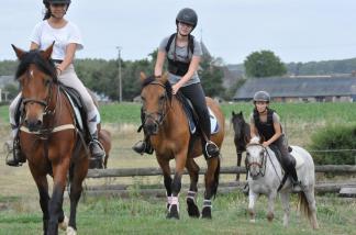 100% Equitation - Février / Normandie
