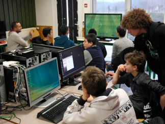 SEJOUR GAMER VIDEO 8 jours - 12-16 ans - Puy de Dôme - Février