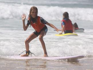Surf Océan - Eté / Landes