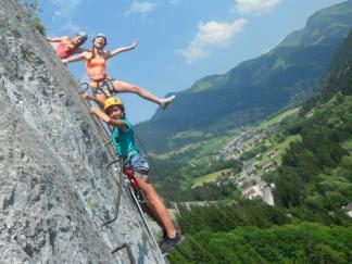 SEJOUR AVENTURE MONTAGNE 8 Jours - Haute-Savoie - 11-14 ans