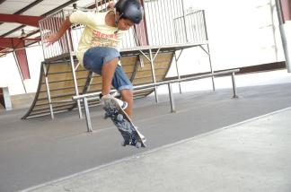 Skate, Roller et Trottinette - Eté / Vienne