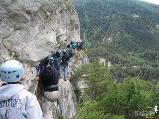 SEJOUR MONTAGNE EXTREME 8 Jours - Savoie - 13-17 ans